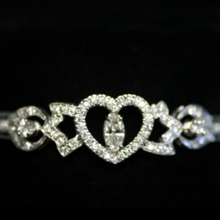Diamond bracelet, Bossier City and Shreveport, LA