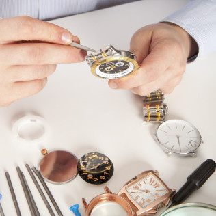 Jewelry Repair, Watch Repair, Ring Re-sizing and more!